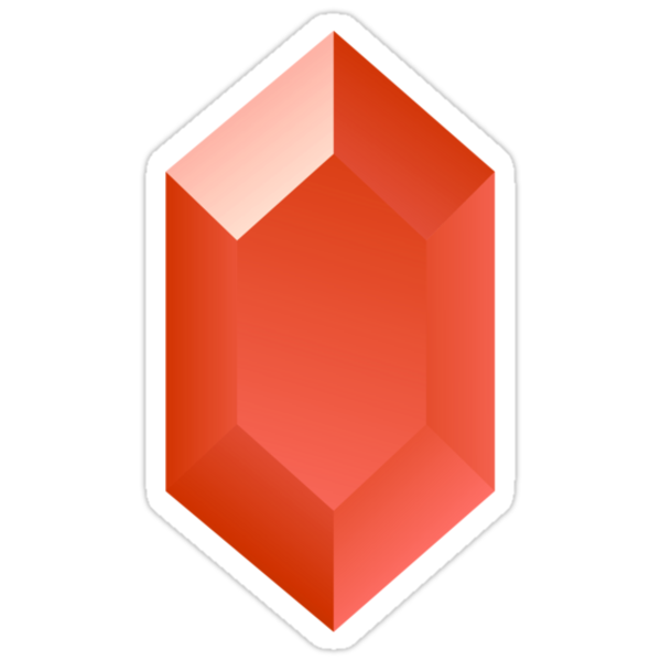 Red Rupee by cluper