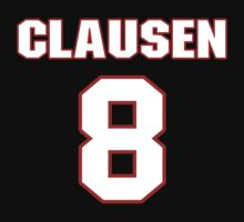NFL Player Jimmy Clausen eight 8 by imsport