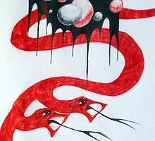 Sun Serpent by izzy3991