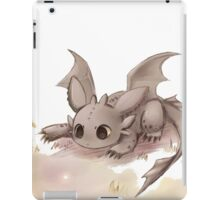 I'll Catch You :: Toothless iPad Case/Skin