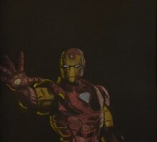 The Invincible Iron Man by Will Dudley