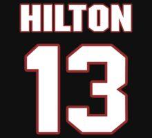 NFL Player T.Y. Hilton thirteen 13 by imsport