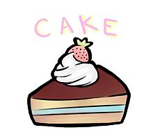 Cake by Hector Carson