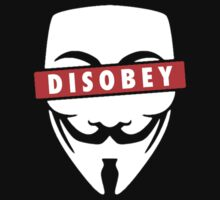 Disobey Censorship T-Shirt