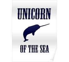 Narwhals: Unicorn of the Sea Poster