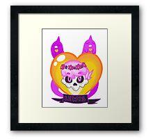 Mystery Skulls : Lewis Framed Print