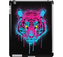 CMYK tiger iPad Case/Skin
