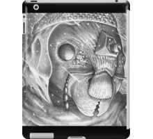 Storm Watchman Ganse Eyela iPad Case/Skin