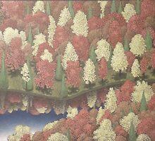 Autumn River by LawrenceJones