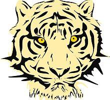 Tiger by Grobie