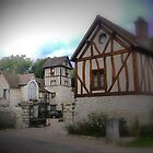 Le Moulin Des Chennevie'res..... Stepping Back In Time by Larry Lingard-Davis