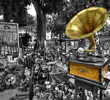 Gramophone  by Rob Hawkins