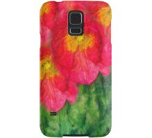 Poppies in Rembrance Samsung Galaxy Case/Skin