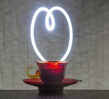 I Love Coffee by Mats Silvan
