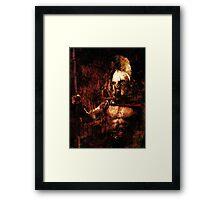 Leonidas Framed Print