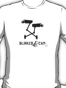 Blinker & Cam Logo Merchandise T-Shirt