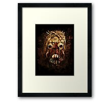 Raider Framed Print