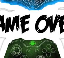 joystick zombie Sticker