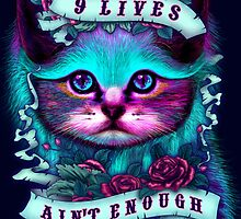 9 LIVES AIN'T ENOUGH by MEDIACORPSE