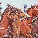 Off and Running by Carole Elliott