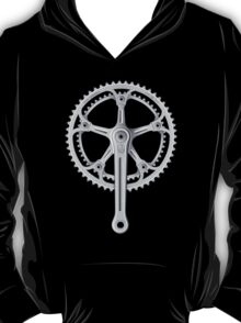 Campagnolo Super Record Strada Chainset, 1974 T-Shirt