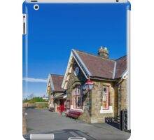 Horton in Ribblesdale Station iPad Case/Skin