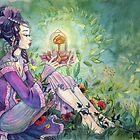 I am the Secret Garden by vasylissa