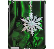 Christmas Snowflake iPad Case/Skin
