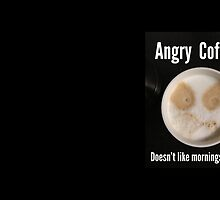 Angry Coffee by LaFeeVerte