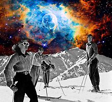 Space Mountian by TRASH RIOT