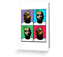 HIP-HOP ICONS: NOTORIOUS THUGS (4-COLOR) Greeting Card