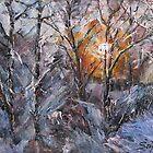 Winter Light by Stefano Popovski