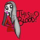 This is blood? v4 by Yentuoc