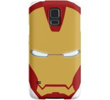 Iron Man Helmet Samsung Galaxy Case/Skin
