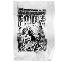 Extra ! The savage world of FAILE Poster
