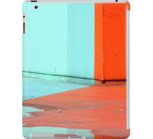 Paint and water reflection  iPad Case/Skin