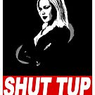 Shut Tup! by thecleverist
