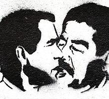 Kiss  by areyarey