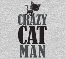 Crazy cat man by Boogiemonst