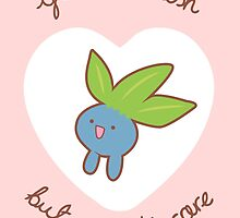 Oddish Valentine by Steph Hodges