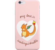 Charizard Valentine V2 iPhone Case/Skin