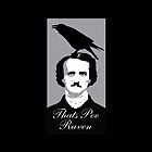 That's Poe Raven by wolfehanson