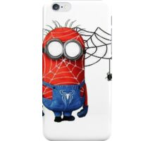Spiderman Minion iPhone Case/Skin