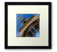 Eiffel Tower 3 Framed Print