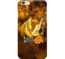 Hunger Phoenix Pokeball iPhone Case/Skin