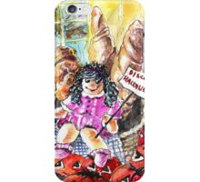 Halloween Party in A Bakery in Bergamo iPhone Case/Skin