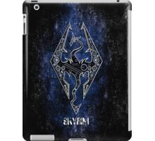 Digital Skyrim iPad Case/Skin