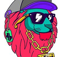 Lion Swag by 40mill