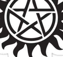 SUPERNATURAL - WINCHESTER BROTHERS Sticker