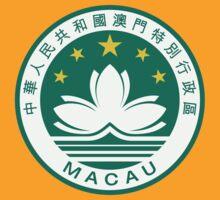 MACAU-EMBLEM by IMPACTEES